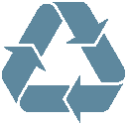Recycle Light Blue